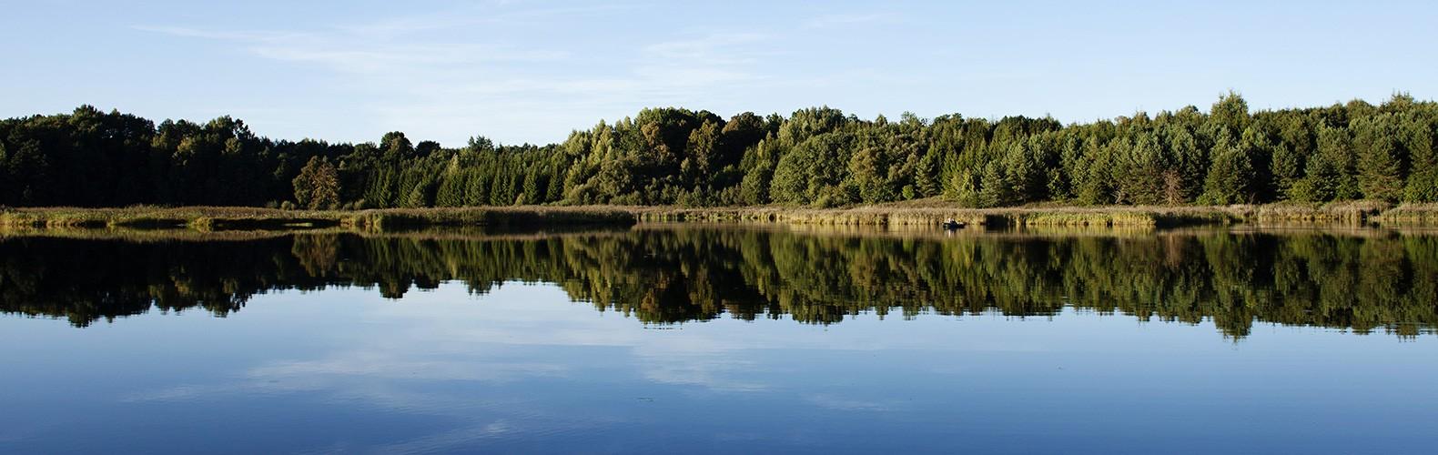 Ežeras - lauko pramogoms | Kernavės bajorynė